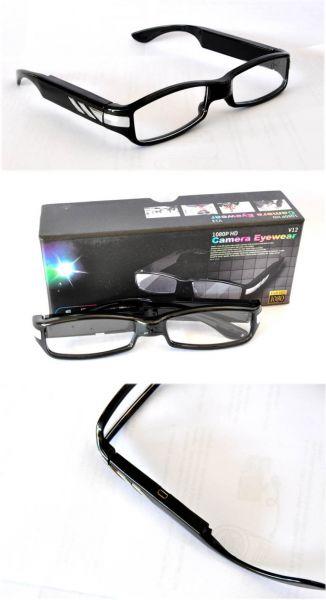 Oculos Espiao Camera Espiã Alta Resolução 1280x960 - Guieletros ... e5b9b6e0bc